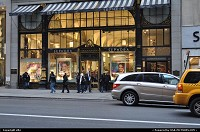 5th avenue, wide and beautiful shop. Here Sephora.