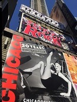 Photo by WestCoastSpirit | New York  nyc time squares signs ads