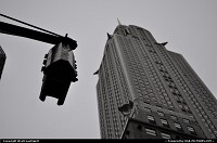 Photo by WestCoastSpirit | New York  Chrysler Building, Batman, NYC