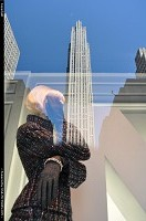 Photo by elki | New York  Shopping, new york, rockfeller center