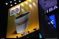Photo by WestCoastSpirit | New York  NYC, broadway, show, urban, hotel, dunkin, donut, donuts