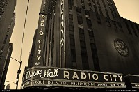 Photo by WestCoastSpirit | New York  radio, broadway, rockfeller center, nyc