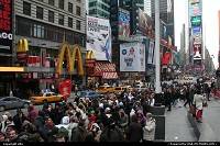 Photo by elki | New York  times square new york broadway
