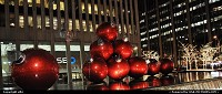Photo by elki | New York  new york christmas decoration