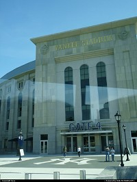 Yankee Stadium (Home of the Yankees)