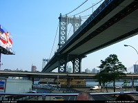 Photo by Bernie | New York  bridge