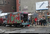 Photo by WestCoastSpirit | New York  truck, urban art, graph