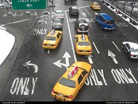 Photo by WestCoastSpirit | New York  cab, taxi, yellow cabs