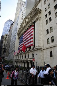 Photo by vincen | New York  nyse new-york stock exchange