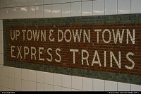 New-york, Nice sign for this subway station