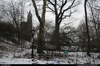 New York : Belvedere castle at central park