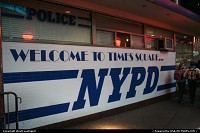 New York : As obviously stated. Here with some artifacts, eyh, Time Square here you are!