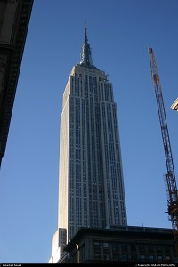 point culminant de manathan vue exeptionelle du 102ème étage