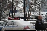 US Airway A320 après son atterrissage forcé dans le fleuve Hudson. Le 15 janvier 2009 il a heurté des oiseaux juste après son décollage de l'aeroport La guardia à New York. Tous le monde est sorti vivant de cet accident. Depuis ce jour Mr skiles le pilote ainsi que son équipage sont considérés comme des héros.