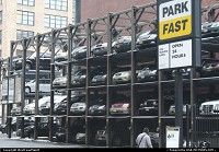 That's the way you can handle many cars in a park, unless you dare to spend a few bucks to build a garage :)