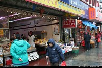 Another food market in Chinatown. Technically i think this part of the city is still