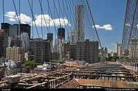 Photo by WestCoastSpirit | New york  nyc, brooklyn, bridge, times square, empire state