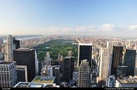 New york : That's how and where one can figure how huge Central Park is. Kind of precious to have such a large green span within boundaries of a city crowded as New York can be!