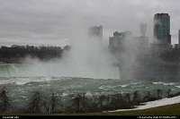 Photo by elki | Niagara Falls  Niagara falls, us side