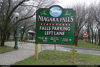 Photo by elki | Niagara Falls  Niagara falls parc entrance