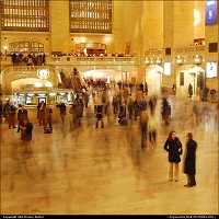 English Grand Central Station