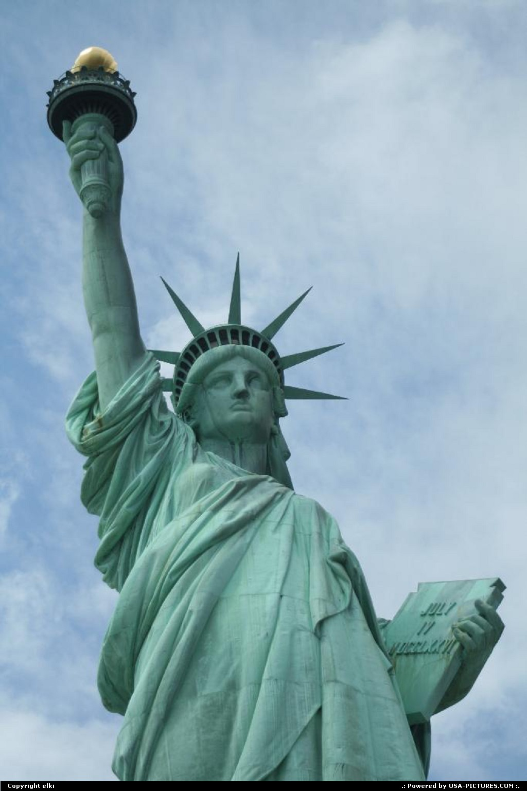 Picture by elki:New YorkNew-yorkNew york statue of liberty
