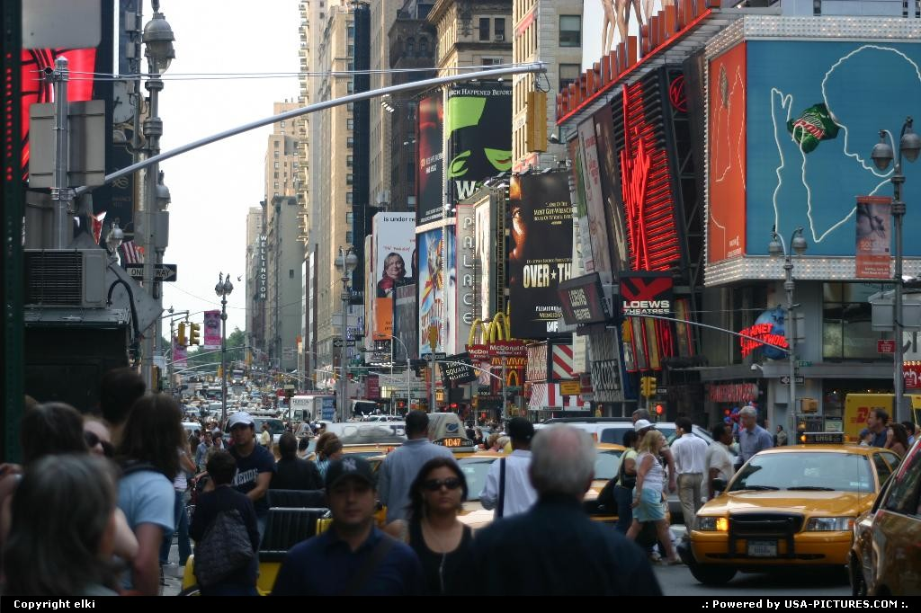 Picture by elki:New YorkNew-york