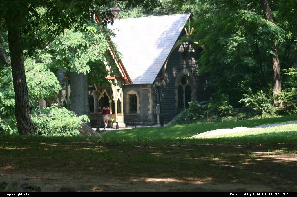 Picture by elki:New YorkNew-yorkNew York central park