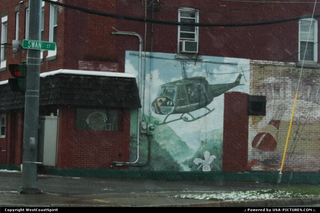 Picture by WestCoastSpirit:BataviaNew-yorkpaint, helicopter, war