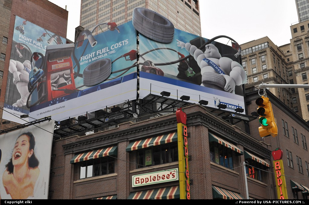 Picture by elki:New YorkNew-yorktimes square