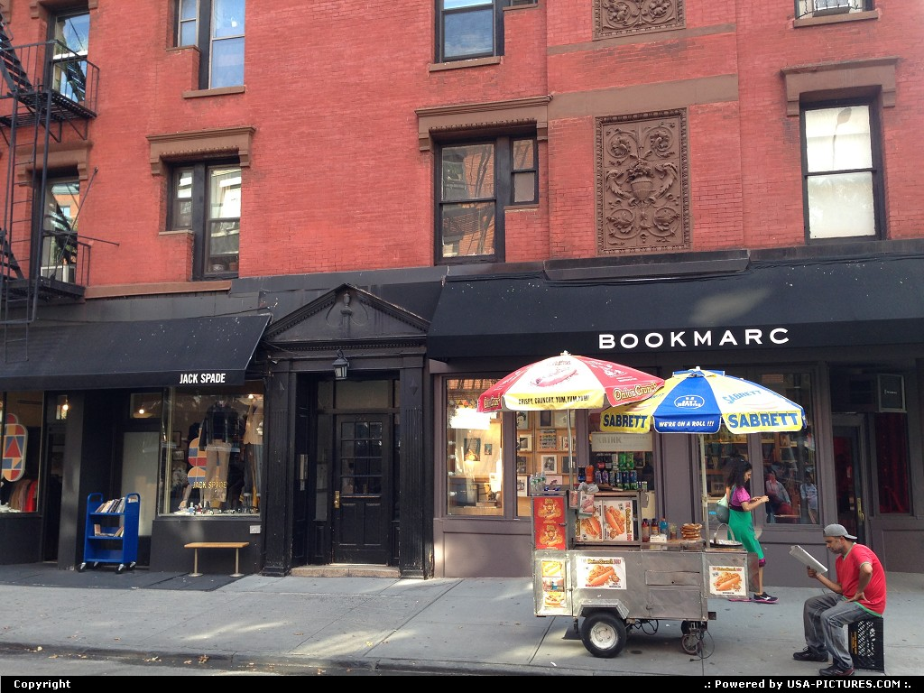 Picture by elki: New York New-york   soho