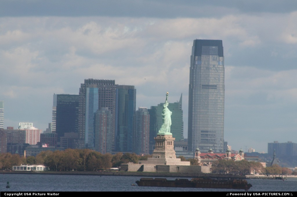 Picture by USA Picture Visitor: New York New-york   Statue of Liberty, New York NY, New York city, statues, historical sites, National momument, sightseeing