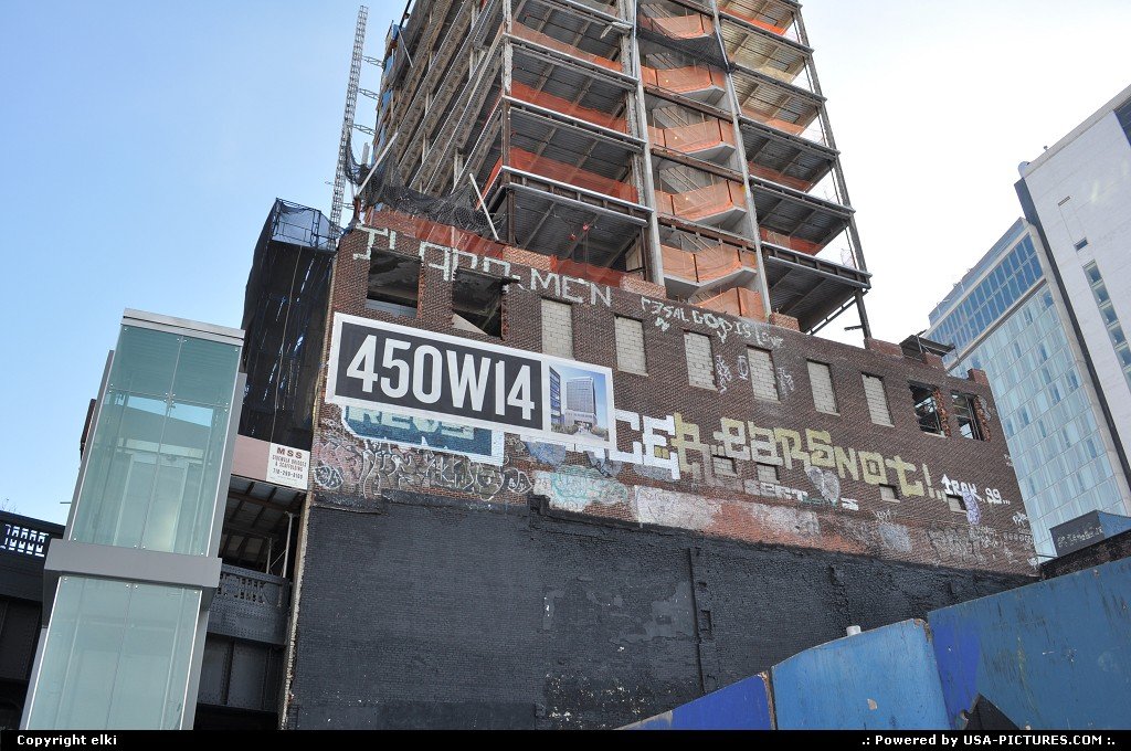 Picture by elki:New YorkNew-yorkmeatpacking new york