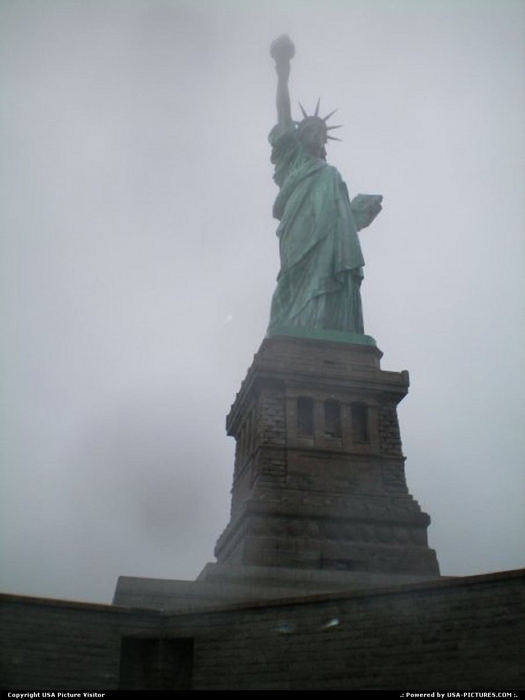 Picture by USA Picture Visitor: New York New-york   liberty, Statue of Liberty, Lady Liberty