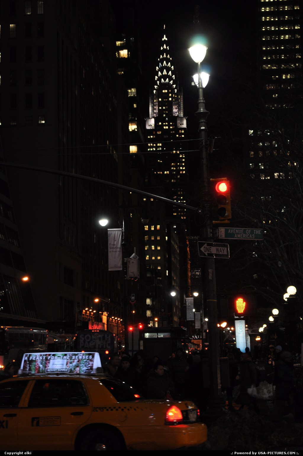 Picture by elki:New YorkNew-yorkchrysler building