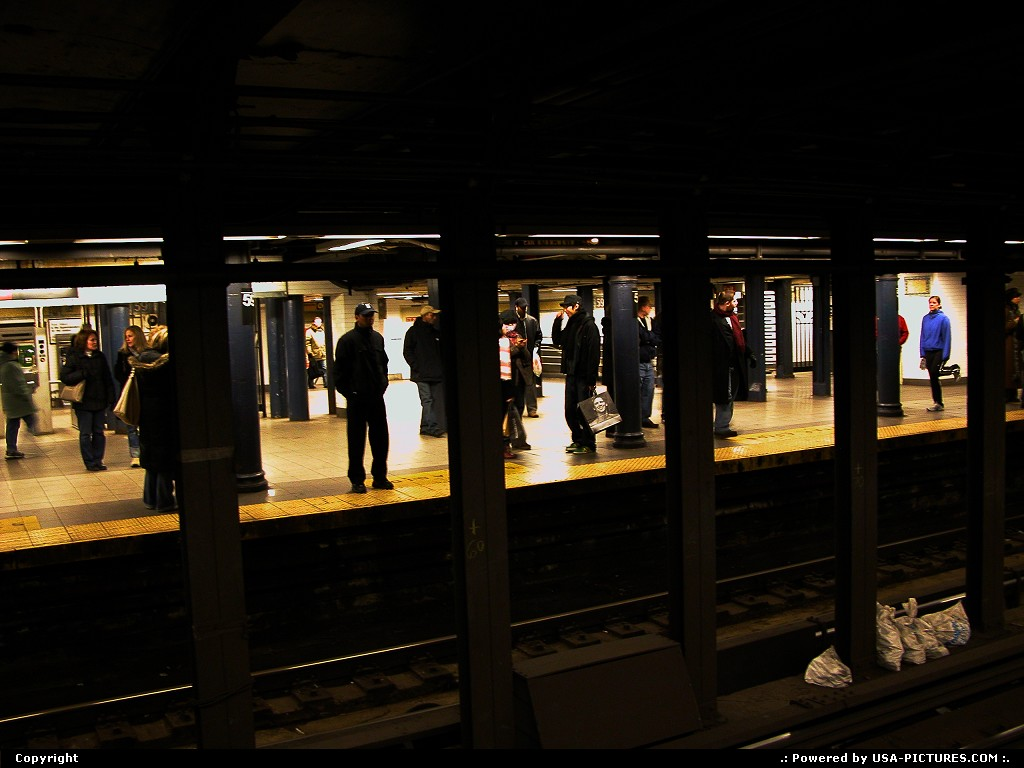 Picture by Parmeland:New YorkNew-yorkNEW YORK METRO