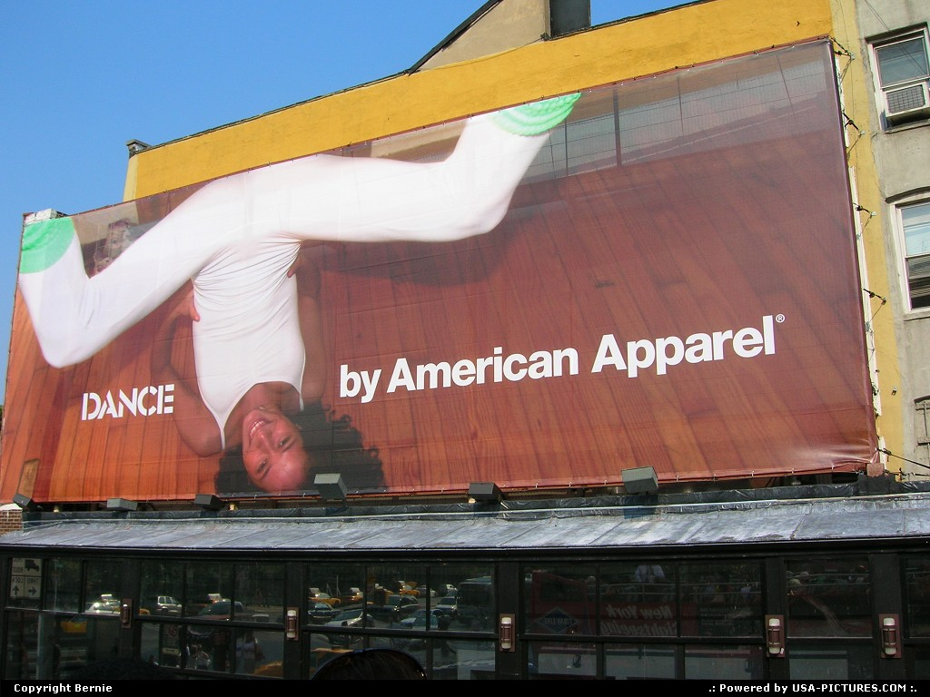 Picture by Bernie: New York New-york   woman, advertisement, fashion