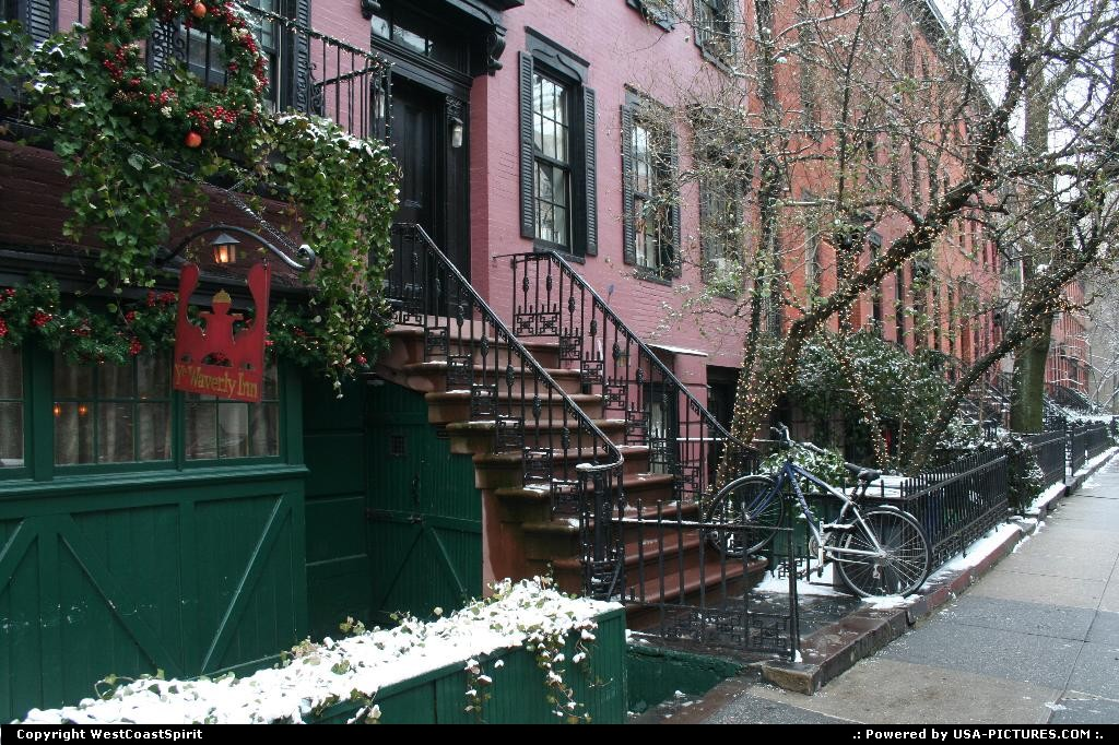 Picture by WestCoastSpirit:New YorkNew-yorkinn, bed and breakfast, lodging, hospitality