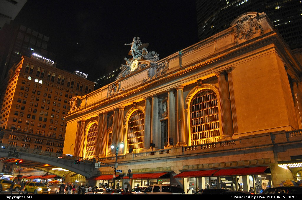 Picture by Catz: New York New-york   Grand Central Station