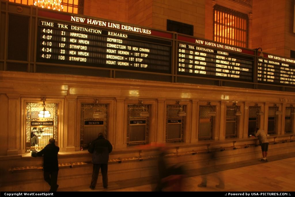 Picture by WestCoastSpirit:New YorkNew-yorktrain, commuter, Metro-North Commuter Railroad