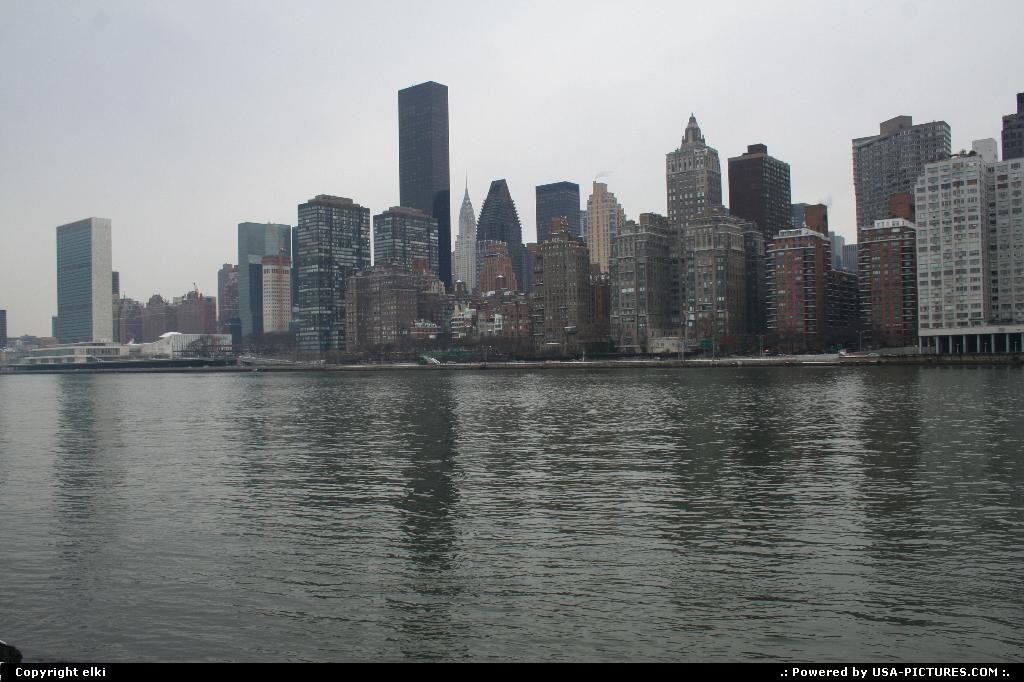 Picture by elki:New YorkNew-yorkmanathan view new york