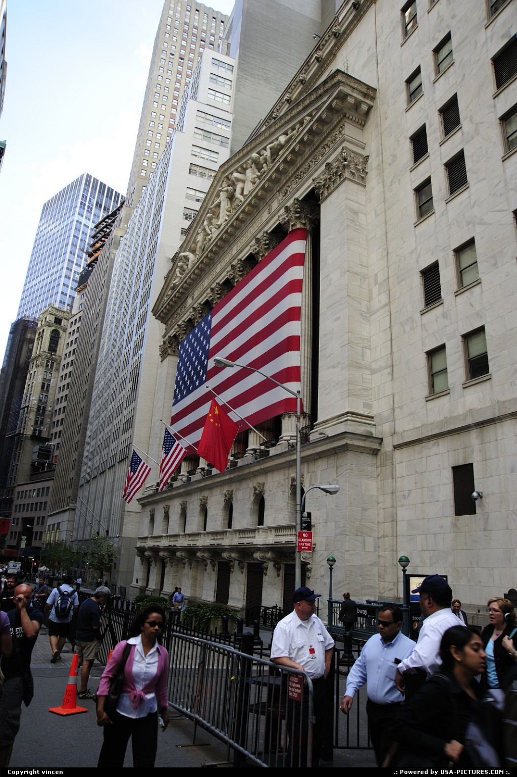 Picture by vincen: New York New-york   nyse new-york stock exchange