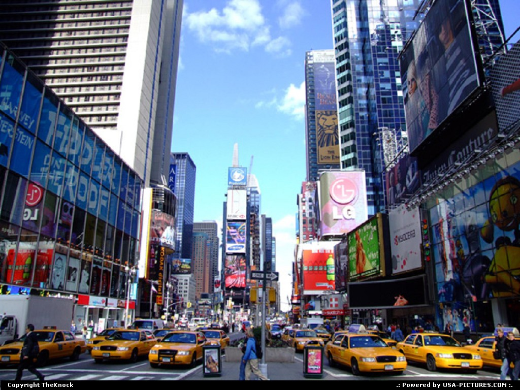 Picture by TheKnock: New York New-york   New York city