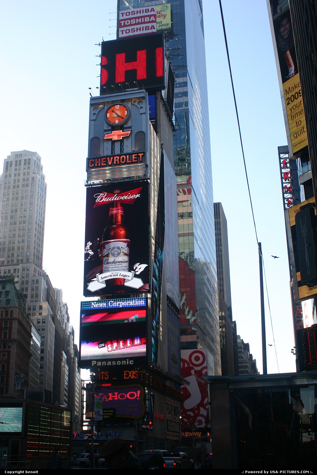 Picture by benoit:New YorkNew-york
