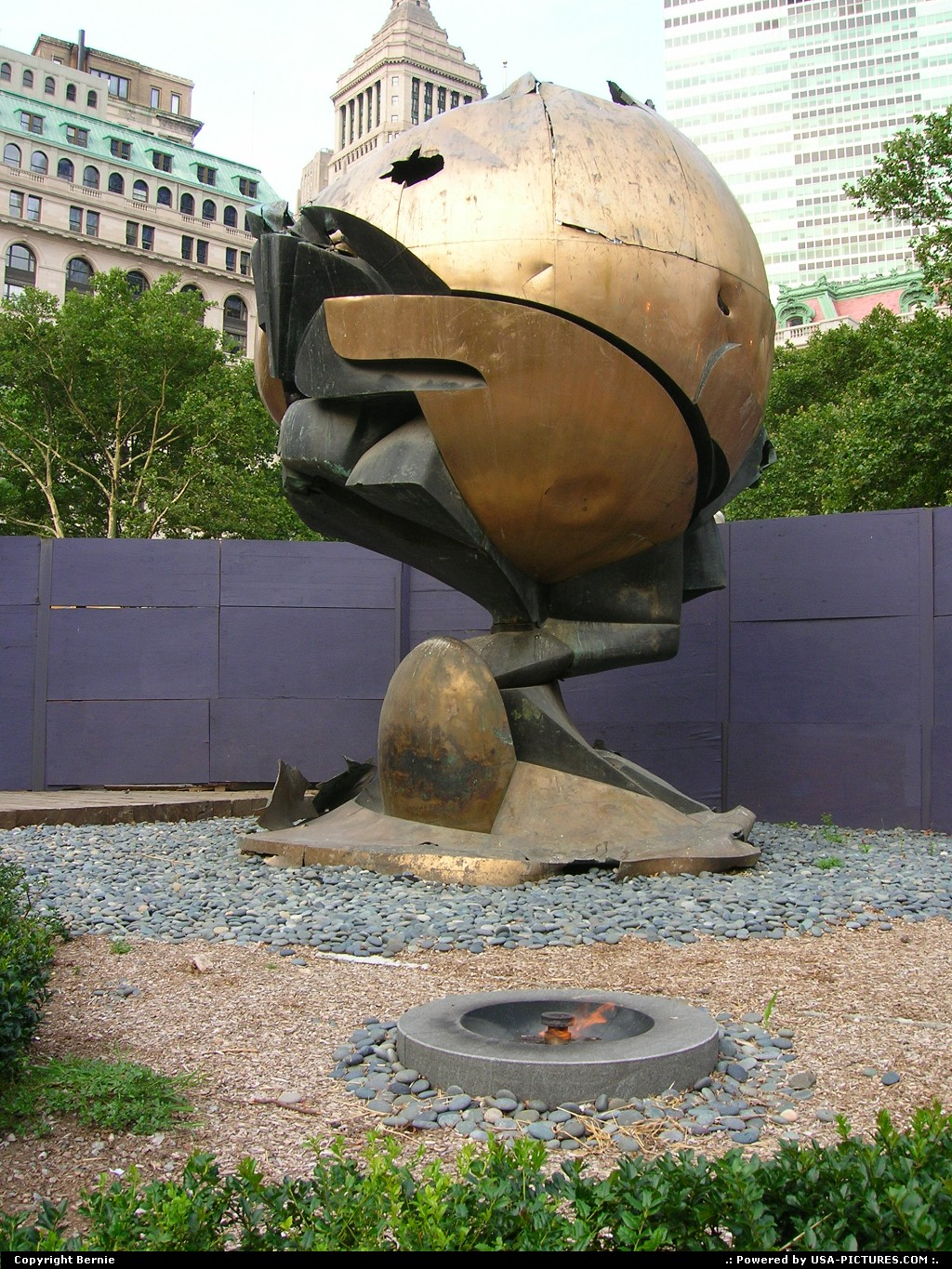 Picture by Bernie: New York New-york   memorial