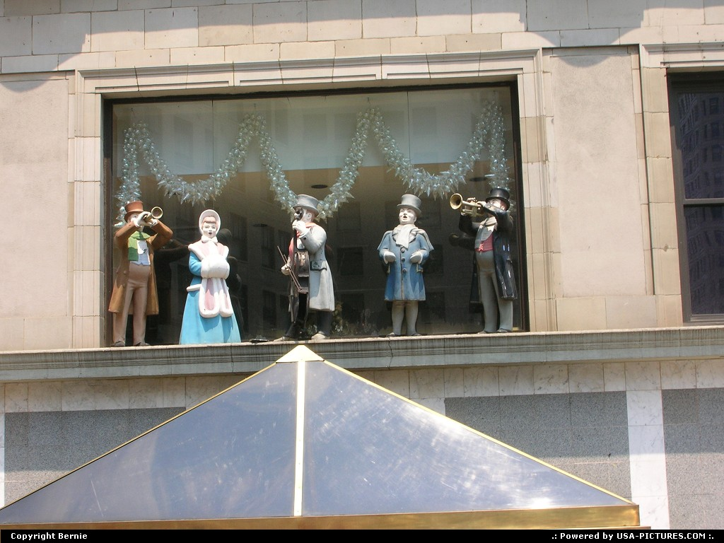 Picture by Bernie:New YorkNew-yorkpuppet, statue