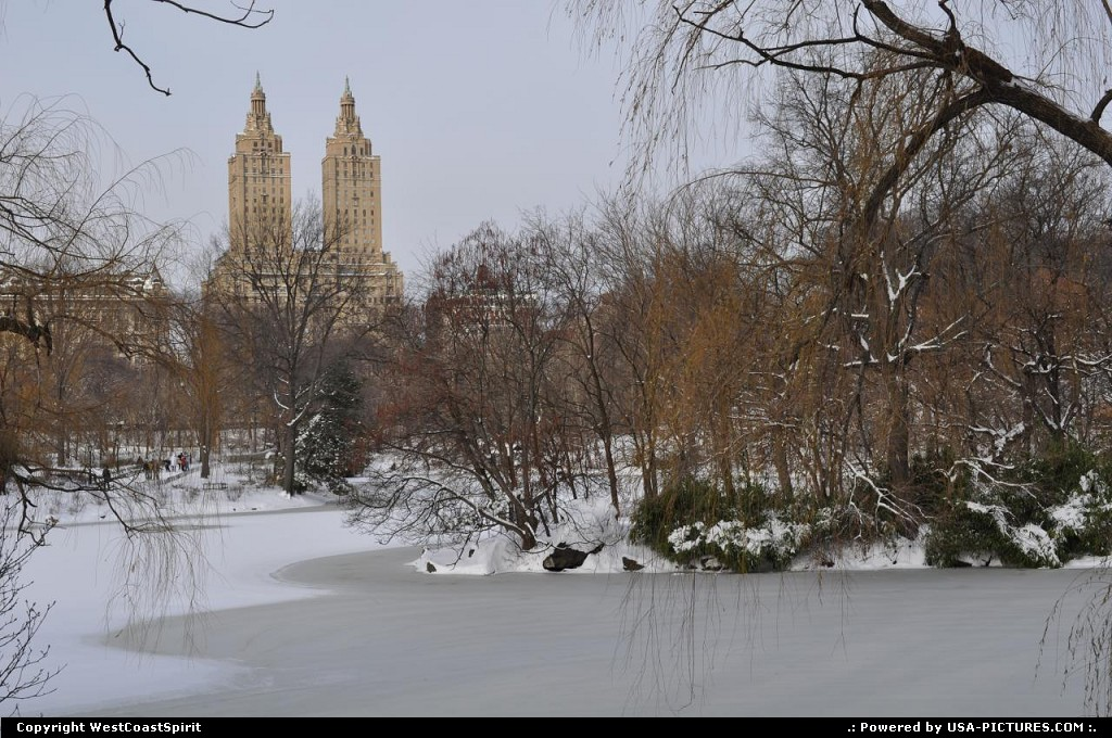 Picture by WestCoastSpirit: New york New-york   NYC, central Park