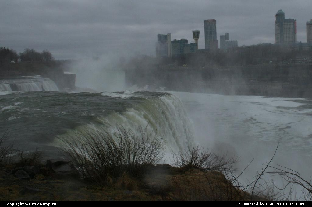 Picture by WestCoastSpirit: Niagara Falls New-york   falls, resort, casino, canada
