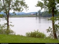 Photo by gnewman | West Portsmouth  river, water, hills
