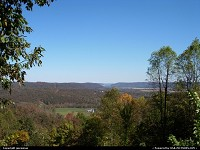 Overlook in Shawnee State Forest